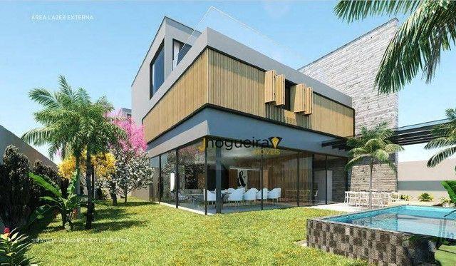 Casa com 4 dormitórios à venda, 739 m² por R$ 7.100.000,00 - Brooklin Paulista - São Paulo - Foto 2
