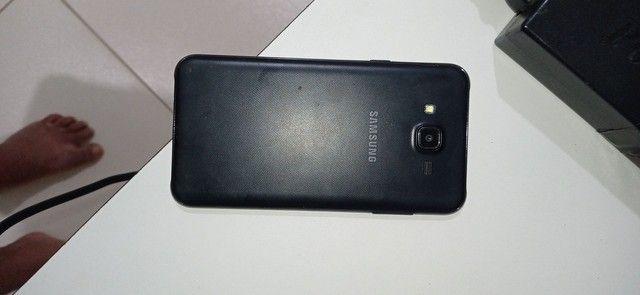 Samsung Galaxy J7 preto - Foto 2