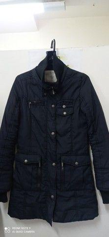 Vendo dois casacos feminino tamanho p ok - Foto 2