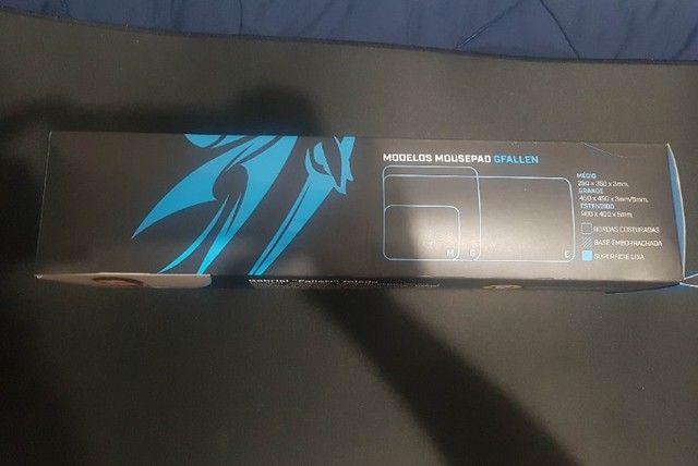 Mousepad Fallen Pantera Estendido 900x400x5mm - Foto 2