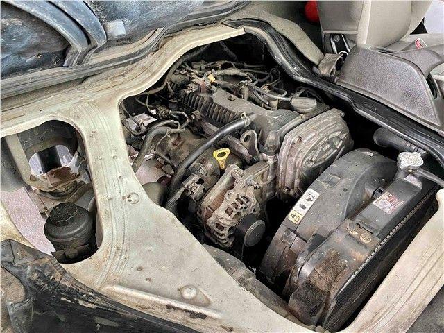 Hyundai Hr 2014 2.5 longo sem caçamba 4x2 16v 130cv turbo intercooler diesel 2p manual - Foto 8