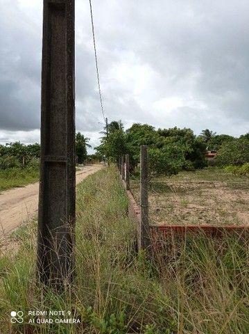 02 Terreno em Jacumã.por traz do chácara de carapibus - Foto 4