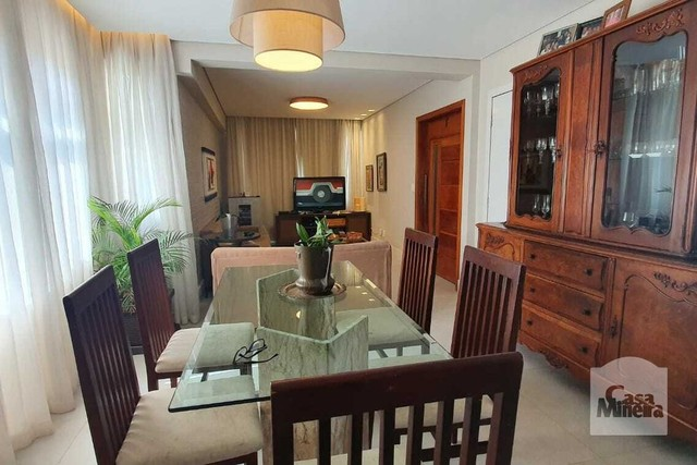 Apartamento à venda com 4 dormitórios em Sion, Belo horizonte cod:338476 - Foto 5