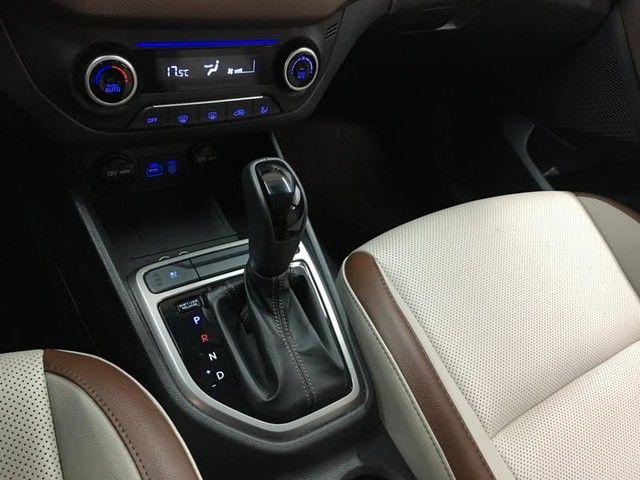 Hyundai CRETA PRESTIGE 2.0 16V FLEX AUT - Foto 8