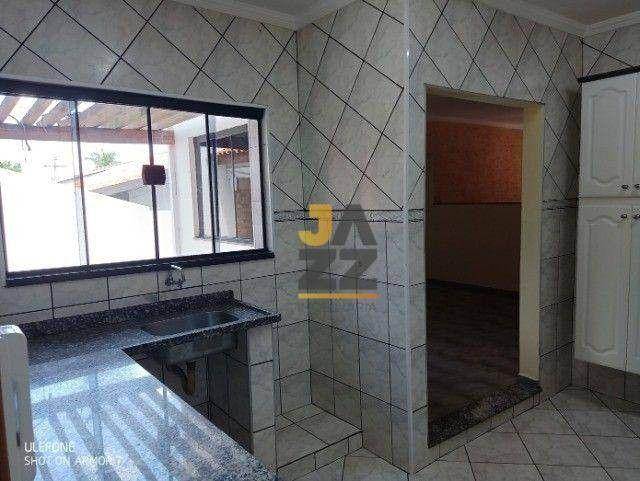 Bela casa com 3 dormitórios à venda, 190 m² por R$ 455.000 - Antônio Zanaga I - Americana/ - Foto 10
