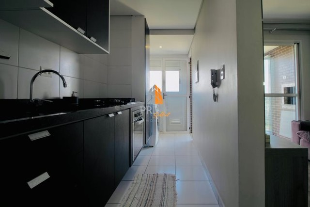 Residencial Bonjour - 2 dormitórios, (1 suíte), 1 vaga, 56m² - Fanny - Foto 12