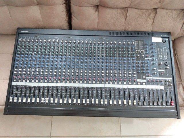 mesa de som Yamaha modelo Mg32/14fx - Foto 5