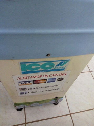 Máquina de raspar gelo Swan modelo SI-90S - Foto 4