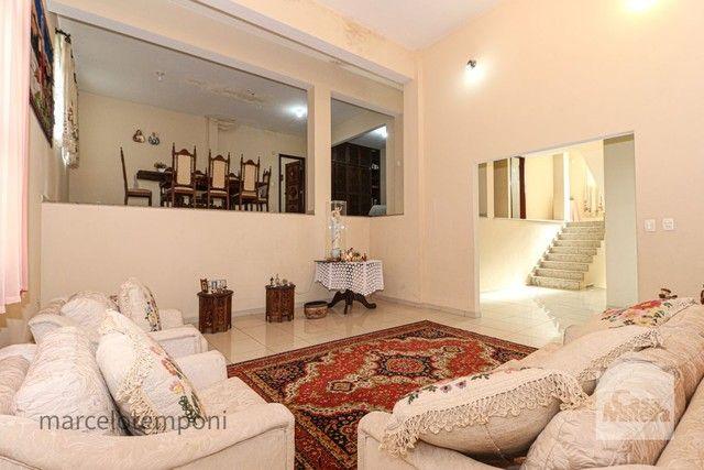 Casa à venda com 3 dormitórios em Braunas, Belo horizonte cod:339347