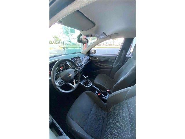 Chevrolet Onix 2020 1.0 turbo flex lt manual - Foto 7