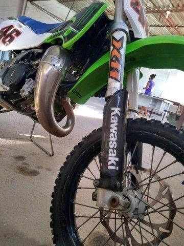 Kx 65cc 2009 oficial cheia de acessórios - Foto 3