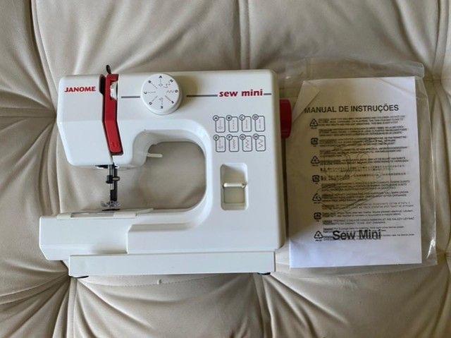 Máquina de costura- janone sew mine - Novo - Foto 3