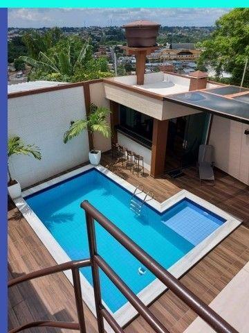 Proximo da av das Torres Casa com 4 Dormitórios Conjunto águas Cl - Foto 8