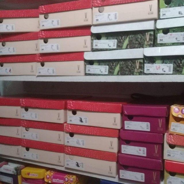 Lote de calçados completo  - Foto 2