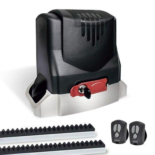 Revendedor e instalador autorizado. Motor de portão marca GAREN
