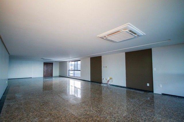 Apartamento com 4 quartos para alugar, 405 m² por R$ 13.432/mês - Boa Viagem - Recife/PE - Foto 4