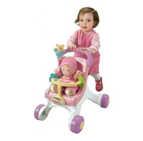 Andador musical Fisher Price semi novo