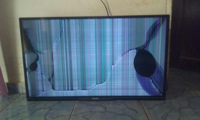 Vende se tv philips