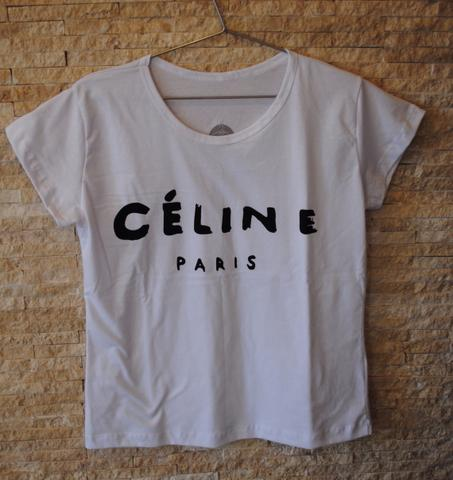 Tee Celine Paris