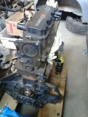 Motor parcial Astra Vectra 2006 2.0 - Foto 2
