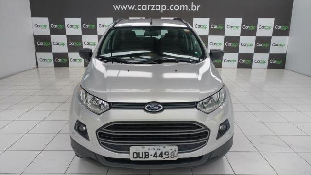 FORD ECOSPORT 2012/2013 1.6 SE 16V FLEX 4P MANUAL