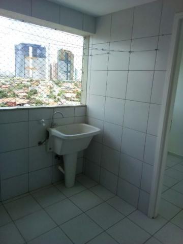 Vendo apartamento no Condomínio Corais Enseada de Ponta Negra 96m2 3/4 sendo uma suite - Foto 9