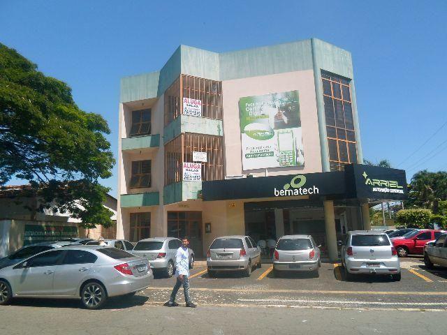 Sala Comercial, Av. Perimetral, St. Coimbra