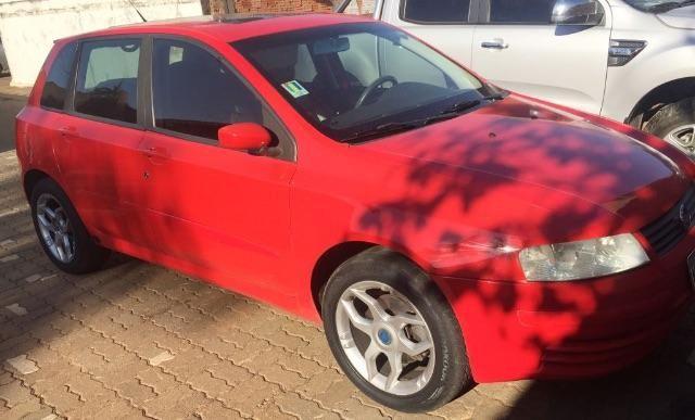 Fiat Stilo MS Limited Edition, Vermelho Ferrari