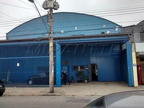 Galpão/depósito/armazém à venda em Vila maria, São paulo cod:270476