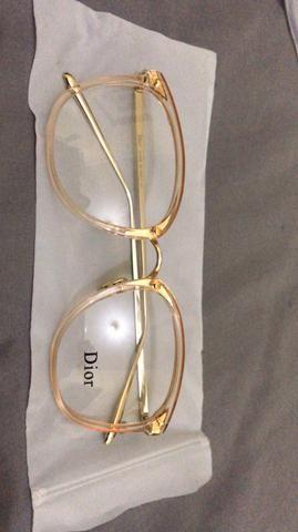 75d624f5d34 Armação de óculos de grau Dior - Bijouterias
