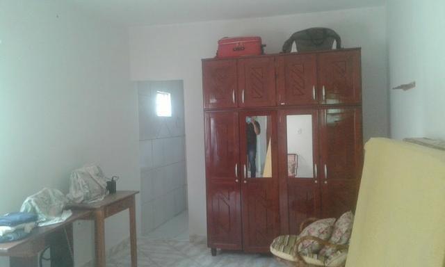 Casa 3/4 quartos c/ súite de laje garagem para 3 carros bairro residencial américa 135 mil - Foto 8