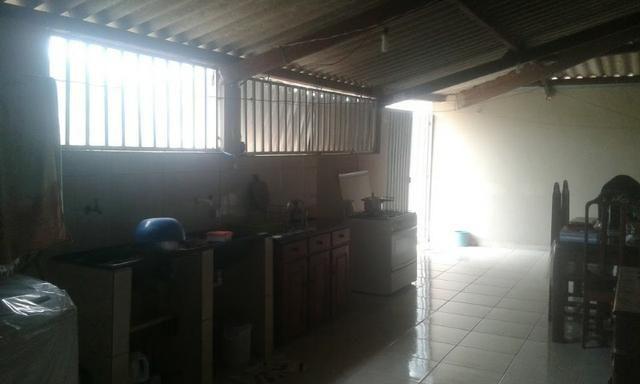 Casa 3/4 quartos c/ súite de laje garagem para 3 carros bairro residencial américa 135 mil - Foto 12