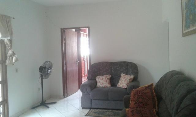 Casa 3/4 quartos c/ súite de laje garagem para 3 carros bairro residencial américa 135 mil - Foto 5