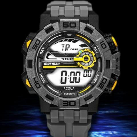 bf01bd3be02 Relógio Mormaii Masculino Digital Esportivo Mo1148ac 8c ...