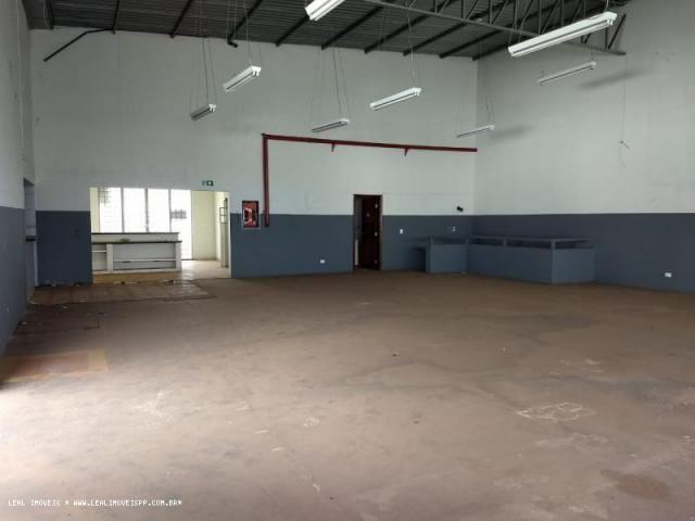 Salão comercial para venda em presidente prudente, cambuy, 4 banheiros, 4 vagas - Foto 11