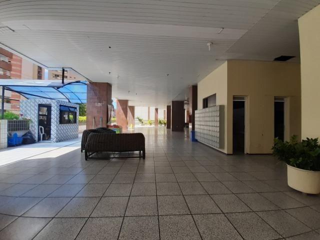 Praia de Iracema - Apartamento mobiliado 53,43m² e 1 vaga - Foto 6