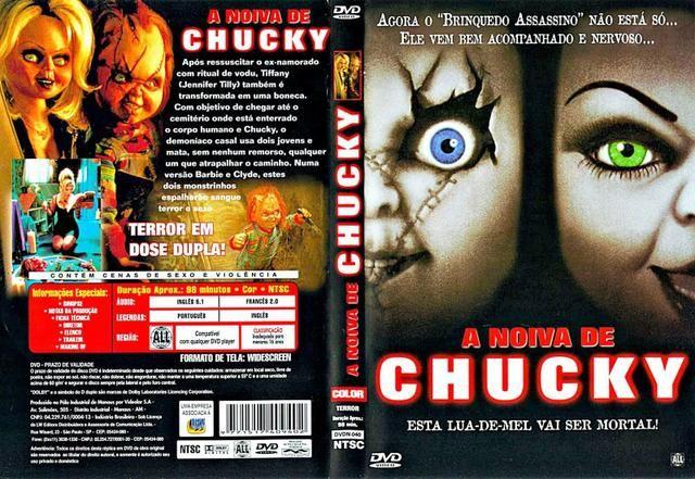 Resultado de imagem para a noiva de Chucky