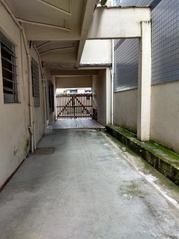 Casa baixa com 1 dormitório com gar. Rua Frei Gaspar, Sao Vicente-SP - Foto 3