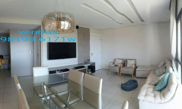 T- Apartamento No Altos do Calhau com Vista para o Mar - 3 Suítes - Foto 4