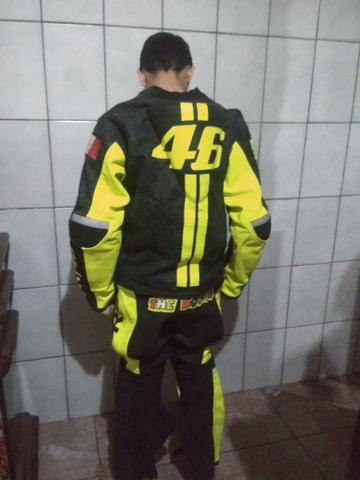 Jaqueta + Calça VR | 46 Valentino Rossi - Foto 2