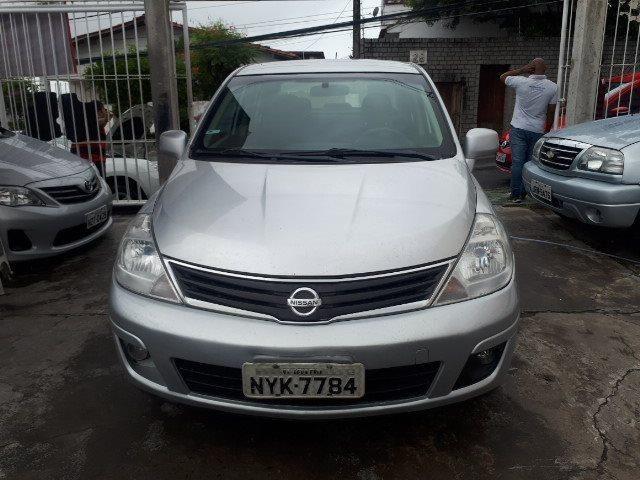 Tiida 2011 1.8 Sedan Flex - Ipva pago,Super conservado, Excelente custo X Benefício - Foto 8