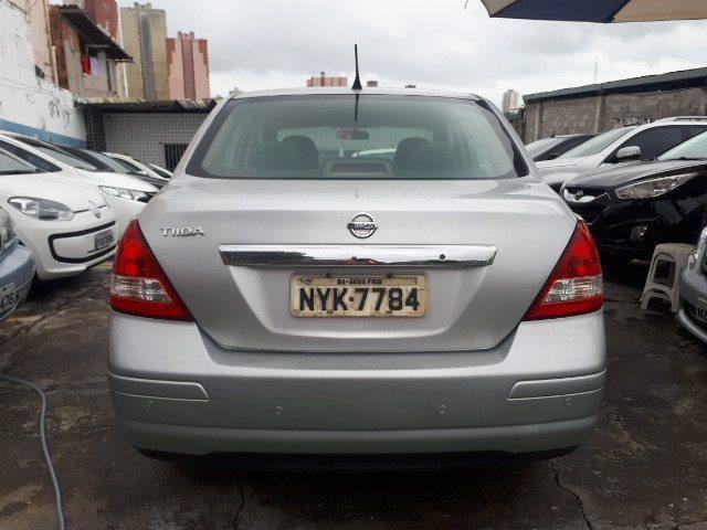 Tiida 2011 1.8 Sedan Flex - Ipva pago,Super conservado, Excelente custo X Benefício - Foto 5