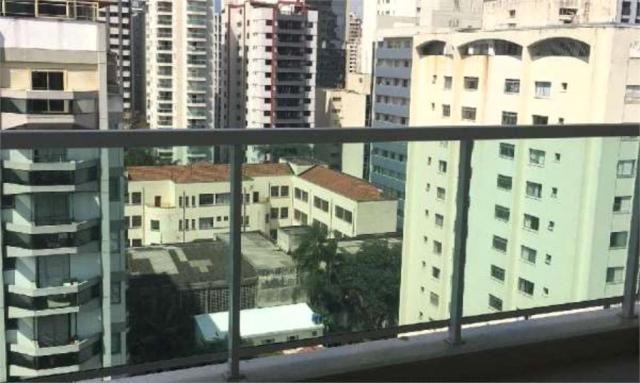 Apartamento à venda com 1 dormitórios em Jardim américa, São paulo cod:170-IM407699 - Foto 11