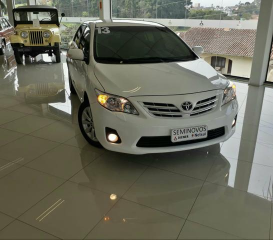 Corolla altis 2.0 flex 16v automático 2013 - Foto 11