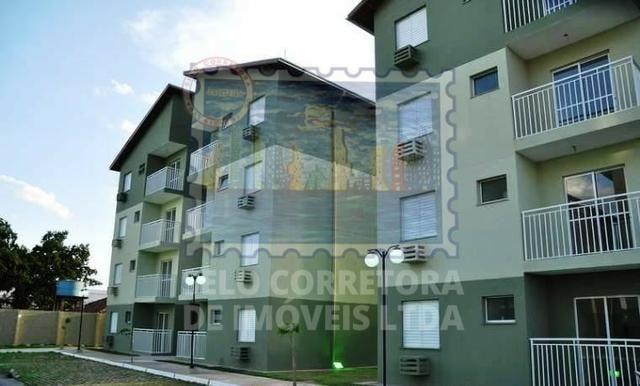 Otimo Apartamento no Condominio Residencial Costa Verde em VG