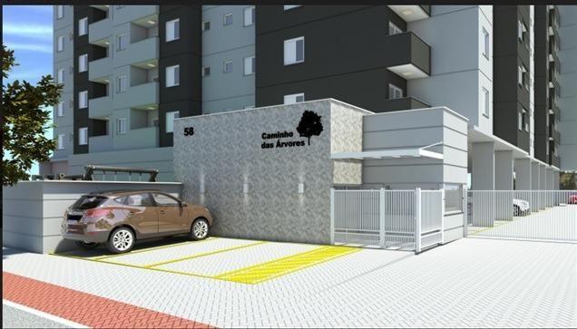 Apartamento - 2 dorm - Suite - Lançamento - Urbanova - Oportunidade - Entrada facilitada