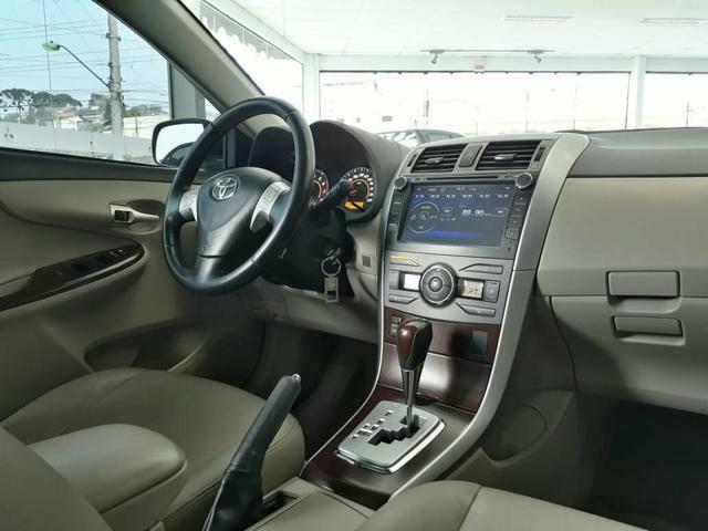 Corolla altis 2.0 flex 16v automático 2013 - Foto 14