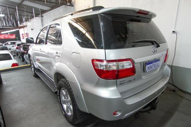 Hilux SW4 4x4 3.0SRV Diesel Aut*2011/2011/Placa A - Foto 3