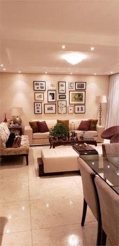 Apartamento à venda com 4 dormitórios em Perdizes, São paulo cod:3-IM374987 - Foto 2