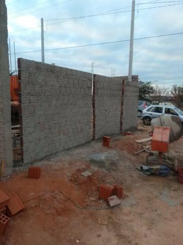 Muro comum e muro de arrimo - Foto 2